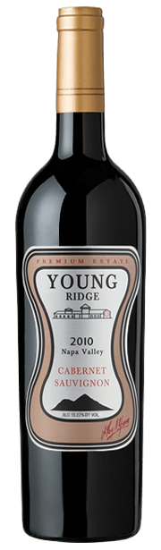 2010 Young Ridge Napa Cabernet