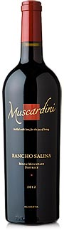 2012 Muscardini Rancho Salina Red