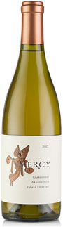 2012 Mercy Chardonnay, Zabala Vineyard