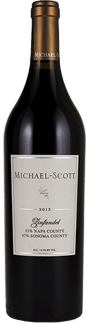 2013 Michael-Scott Zinfandel