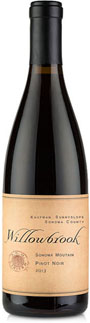 2013 Willowbrook Pinot Noir, Kaufman Vineyard