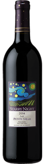 2014 Starry Night Petite Sirah