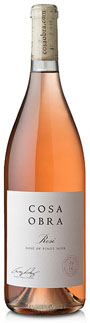 2016 Cosa Obra Rose of Pinot Noir