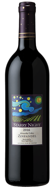 2016 Starry Night Zinfandel