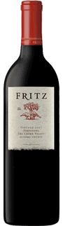2017 Fritz Estate Zinfandel
