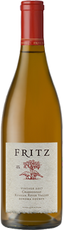 2017 Fritz Russian River Chardonnay