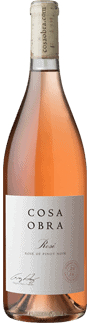 2019 Cosa Obra Rose of Pinot Noir