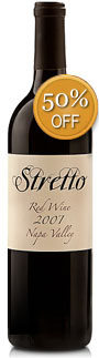 2007 Stretto Red Wine, Napa Valley