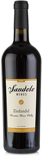 2008 Sandole Zinfandel, Russian River Valley