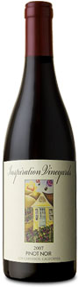 2007 Inspiration Vineyards Pinot Noir