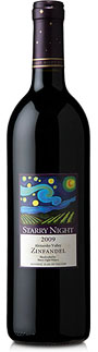 2009 Starry Night Zinfandel