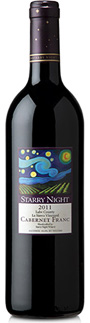2011 Starry Night Cabernet Franc