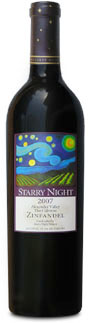 2007 Starry Night Caboose Zinfandel