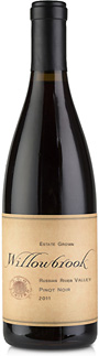 2011 Willowbrook Pinot Noir, Russian River